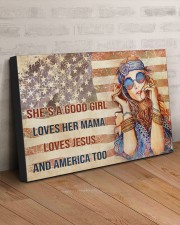 SHE'S A GOOD GIRL 30x20 Gallery Wrapped Canvas Prints aos-canvas-pgw-30x20-lifestyle-front-07