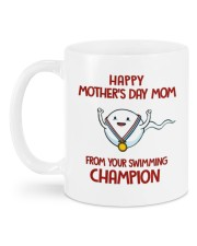 FROM YOUR SWIMMING CHAMPION Mug back