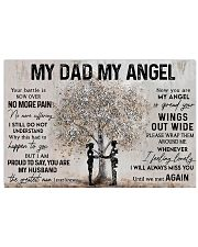 MY DAD MY ANGEL 17x11 Poster thumbnail