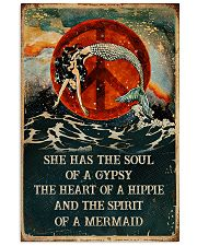 THE SPIRIT OF A MERMAID  Vertical Poster tile