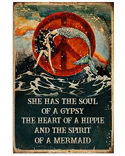 THE SPIRIT OF A MERMAID  24x36 Poster front