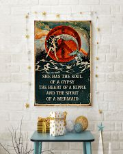 THE SPIRIT OF A MERMAID  24x36 Poster lifestyle-holiday-poster-3