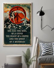 THE SPIRIT OF A MERMAID  24x36 Poster lifestyle-poster-1