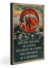 THE SPIRIT OF A MERMAID  20x30 Gallery Wrapped Canvas Prints thumbnail