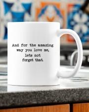 THANKS FOR ALL THE ORGASM Mug ceramic-mug-lifestyle-57