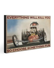 CHOOSE SOMETHING FUN  30x20 Gallery Wrapped Canvas Prints front