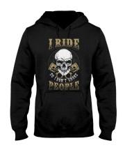 I RIDE SO I DON'T CHOKE PEOPLE - MB329 Hooded Sweatshirt thumbnail