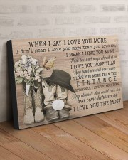 WHEN I SAY I LOVE YOU MORE 30x20 Gallery Wrapped Canvas Prints aos-canvas-pgw-30x20-lifestyle-front-07