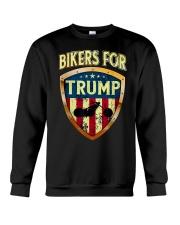 BIKERS FOR TRUMP - MB240 Crewneck Sweatshirt thumbnail