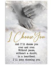 I CHOOSE YOU  11x17 Poster thumbnail