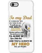 YOU'LL ALWAYS BE MY HERO  - MB263 Phone Case thumbnail