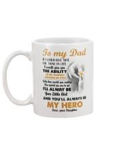 YOU'LL ALWAYS BE MY HERO  - MB263 Mug back