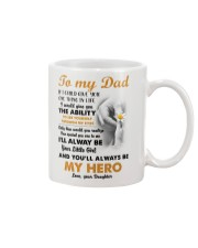 YOU'LL ALWAYS BE MY HERO  - MB263 Mug front
