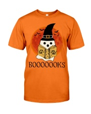 BOOOOOKS Classic T-Shirt front