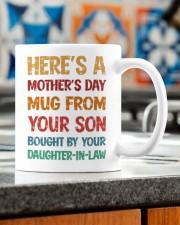 MOTHER'S DAY MUG  Mug ceramic-mug-lifestyle-57