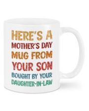 MOTHER'S DAY MUG  Mug front