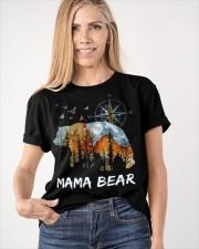 MAMA BEAR  Classic T-Shirt apparel-classic-tshirt-lifestyle-front-100