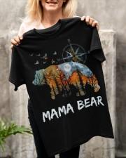 MAMA BEAR  Classic T-Shirt apparel-classic-tshirt-lifestyle-front-117