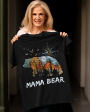 MAMA BEAR  Classic T-Shirt apparel-classic-tshirt-lifestyle-front-118