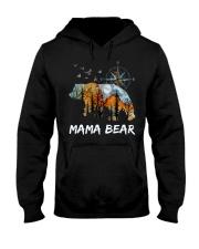 MAMA BEAR  Hooded Sweatshirt tile