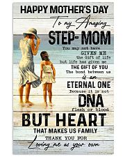 TO MY AMAZING STEP-MOM 24x36 Poster front