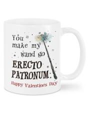 YOU MAKE ME WAND GO ERECTO PATRONUM Mug front