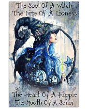 THE SOUL OF A WITCH  Vertical Poster tile
