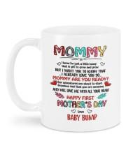 LOVE FROM BABY BUMP  Mug back