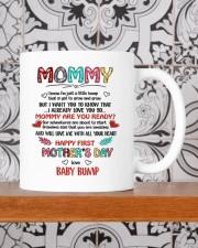 LOVE FROM BABY BUMP  Mug ceramic-mug-lifestyle-48