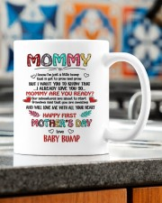 LOVE FROM BABY BUMP  Mug ceramic-mug-lifestyle-57