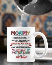 LOVE FROM BABY BUMP  Mug ceramic-mug-lifestyle-64