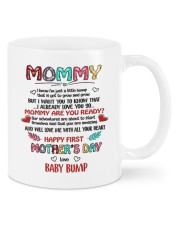 LOVE FROM BABY BUMP  Mug front