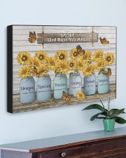 GOD SAYS YOU ARE  30x20 Gallery Wrapped Canvas Prints aos-canvas-pgw-30x20-lifestyle-front-01