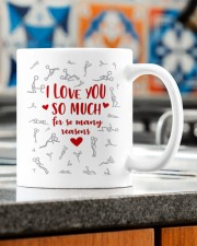 I LOVE YOU SO MUCH FOR SO MANY REASONS Mug ceramic-mug-lifestyle-57