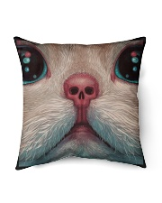 "Best gift for cat lovers Indoor Pillow - 16"" x 16"" front"