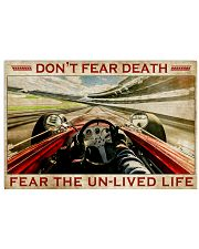 FEAR THE UNLIVED LIFE 17x11 Poster thumbnail