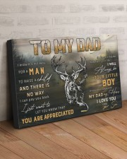 TO MY DAD  30x20 Gallery Wrapped Canvas Prints aos-canvas-pgw-30x20-lifestyle-front-07