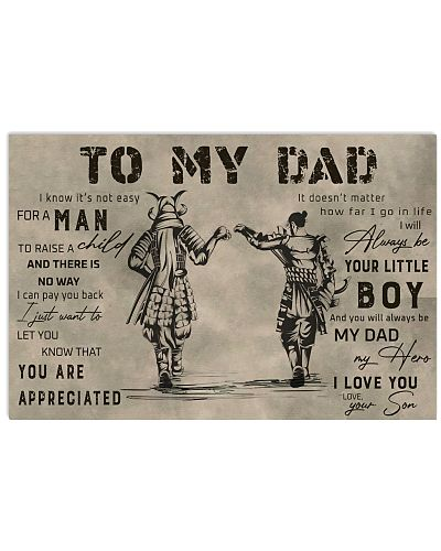 TO MY DAD - MB292