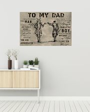 TO MY DAD - MB292 36x24 Poster poster-landscape-36x24-lifestyle-01