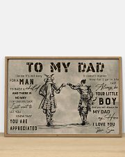 TO MY DAD - MB292 36x24 Poster poster-landscape-36x24-lifestyle-03
