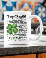 TO MY DAUGHTER Mug ceramic-mug-lifestyle-57