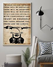 THERE ARE NO LIMITS - MB301 16x24 Poster lifestyle-poster-1