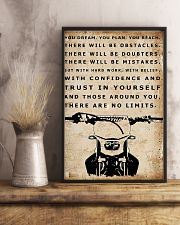 THERE ARE NO LIMITS - MB301 16x24 Poster lifestyle-poster-3