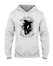 SOUL OF A WITCH HEART OF A HIPPIE Hooded Sweatshirt thumbnail