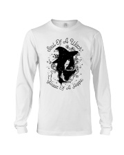 SOUL OF A WITCH HEART OF A HIPPIE Long Sleeve Tee thumbnail