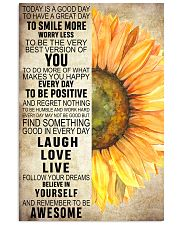 REMEMBER TO BE AWESOME Vertical Poster tile