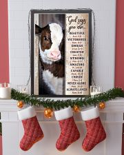 GOD SAYS YOU ARE  24x36 Poster lifestyle-holiday-poster-4