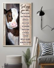 GOD SAYS YOU ARE  24x36 Poster lifestyle-poster-1