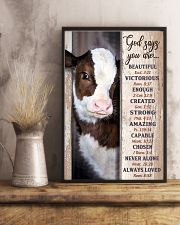 GOD SAYS YOU ARE  24x36 Poster lifestyle-poster-3