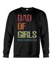 DAD OF GIRLS - MB57 Crewneck Sweatshirt thumbnail